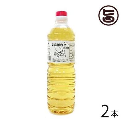 唐辛子 (コーレーグース) 1000ml×2本 比嘉製茶 沖縄 定番 人気 調味料 トウガラシ 送料無料