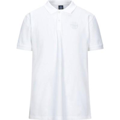 ノースセール NORTH SAILS メンズ ポロシャツ トップス polo shirt White