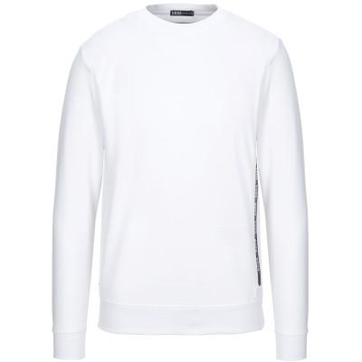 DOOA スウェットシャツ ホワイト S コットン 100% スウェットシャツ