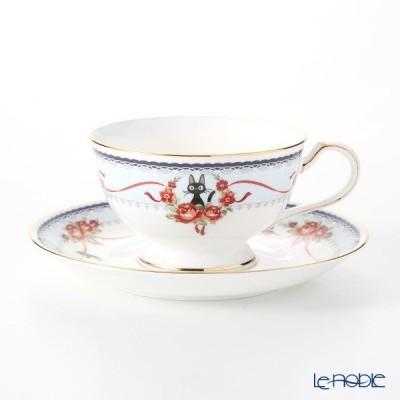 ノリタケ 魔女の宅急便 MJ97221/H-613L ティー・コーヒー碗皿(ブルー) アフタヌーンティー