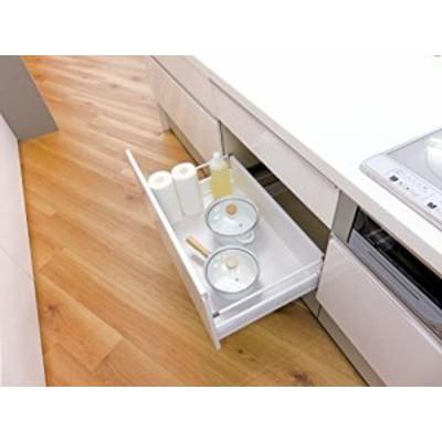東和産業 食器棚シート システムキッチン すべり止め シート 半透明 45×180cm 55347