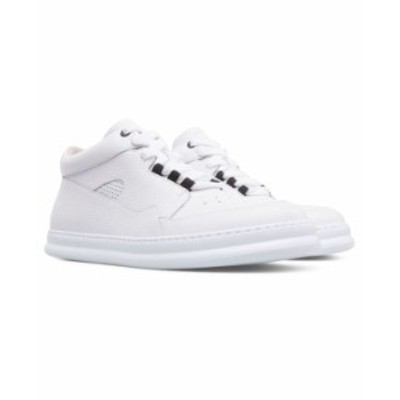 カンペール メンズ スニーカー シューズ Men's Runner Four Sneaker N White
