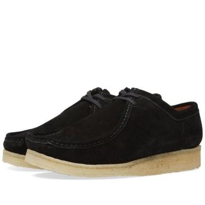 パドモア&バーンズ Padmore & Barnes メンズ シューズ・靴 P204 The Original Black Suede
