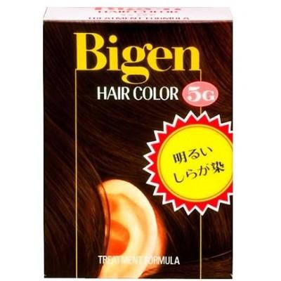 ビゲン ヘアカラー 5G 深い栗色 ホーユー