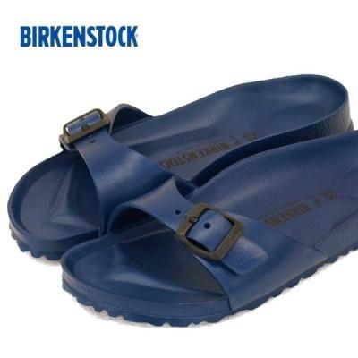 [50%OFF]ビルケンシュトック BIRKENSTOCK Classic Madrid EVA 128173 紺 マドリッド サンダル レディース