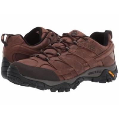 Merrell メレル メンズ 男性用 シューズ 靴 ブーツ ハイキング トレッキング Moab 2 Prime Waterproof Mist【送料無料】