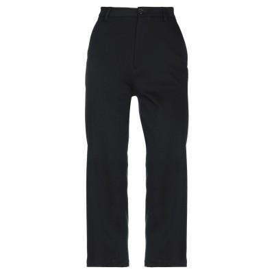 トゥルーニューヨーク TRUE NYC® パンツ ブラック 27 コットン 98% / ナイロン 2% パンツ