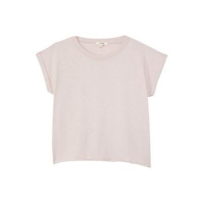 スプレンディッド ガールズ パーカー Eco Short Sleeve Sweatshirt Top (Big Kids)