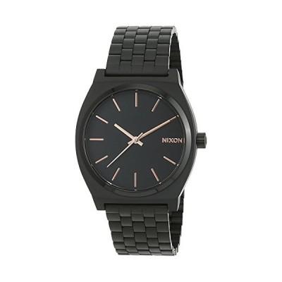 ニクソン NIXON タイムテラー TIMETELLER クオーツ ユニセックス 腕時計 A045-957 ブラック