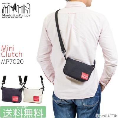 マンハッタンポーテージ サコッシュ ミニクラッチ Mini Clutch Manhattan Portage MP7020