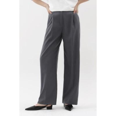 simplymood レディース パンツ high striped slacks
