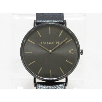【COACH】コーチ 腕時計 メンズ チャールズ クォーツ  14602434【新品】