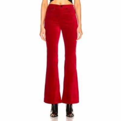 ラグ&ボーン その他ボトムス・パンツ Bella Velvet Pant Red