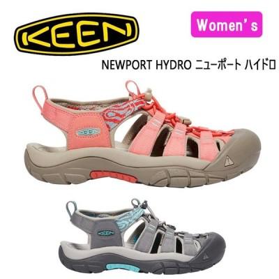 KEEN キーン サンダル NEWPORT HYDRO ニューポート ハイドロ 1018830/1018834 レディース 【靴】