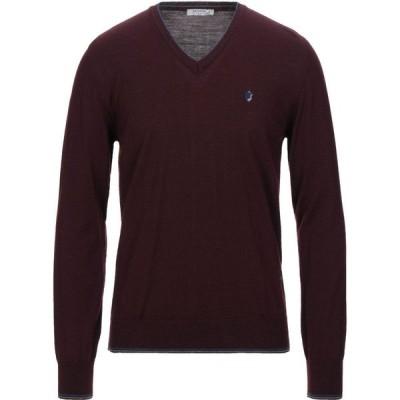 アヴィニョン AVIGNON メンズ ニット・セーター トップス sweater Maroon