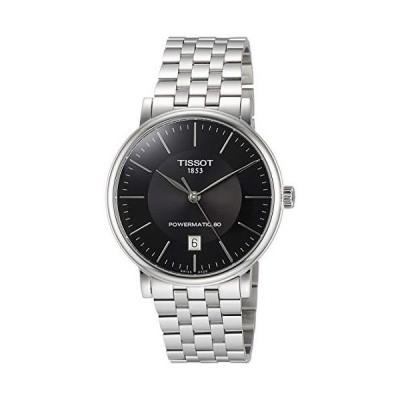 [ティソ] 自動巻き腕時計 Tissot Carson Premium Powermatic 80 CARSON T1224071105100 メンズ