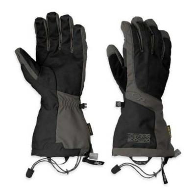 アウトドアリサーチ 手袋 メンズ アクセサリー Outdoor research Aretes Black / Charcoal