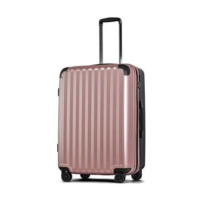 【JP Design】スーツケース キャリーケース キャリーバッグ 超軽量 tsaロック 容量アップ拡張機能付 二枚仕切り ?