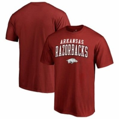 Fanatics Branded ファナティクス ブランド スポーツ用品  Fanatics Branded Arkansas Razorbacks Cardinal Team Logo