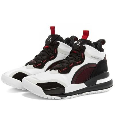 ナイキ ジョーダン Nike Jordan メンズ スニーカー シューズ・靴 Air Jordan Aerospace 720 White/Red/Black