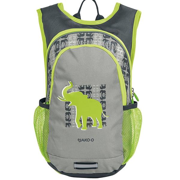 JAKO-O德國野酷-炫彩動物戶外背包-4色