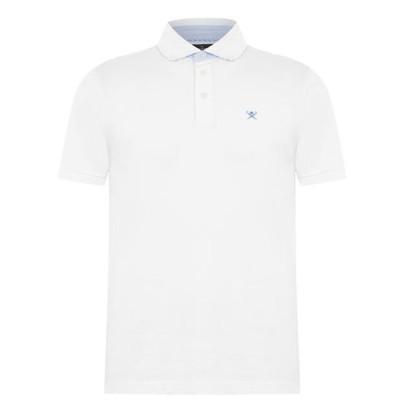 ハケット シャツ メンズ トップス Coral Polo Shirt