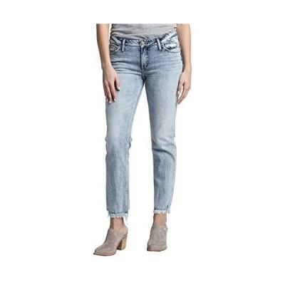 Silver Jeans Co. PANTS レディース US サイズ: 33x27 カラー: ブルー