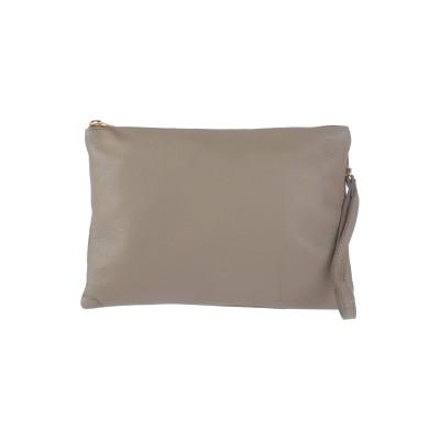 ロリブルー LORIBLU ハンドバッグ ドーブグレー 革 ハンドバッグ