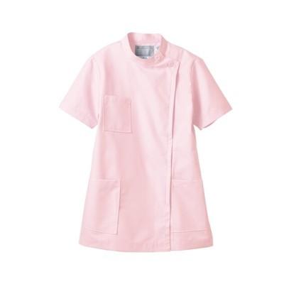 MONTBLANC 52-116 ケーシー(半袖)(女性用) ナースウェア・白衣・介護ウェア