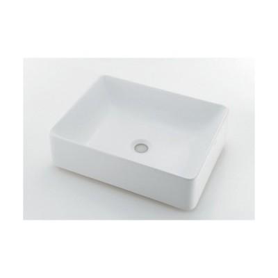 カクダイ 角型洗面器【#LY-493213】 受注生産品