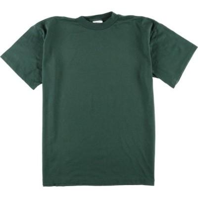 90年代 Fashion Gear 無地Tシャツ USA製 レディースXL ヴィンテージ 【中古】 【200704】 /eaa055414