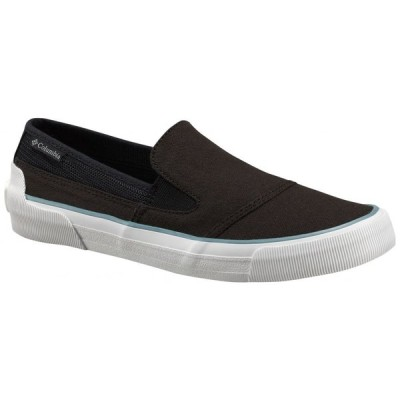 コロンビア Columbia レディース スニーカー シューズ・靴 Goodlife Two Gore Slip Shoes Black/Storm
