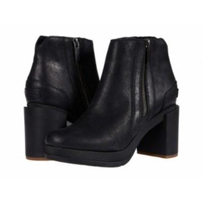 SOREL ソレル レディース 女性用 シューズ 靴 ブーツ アンクル ショートブーツ Blake(TM) Bootie Black【送料無料】