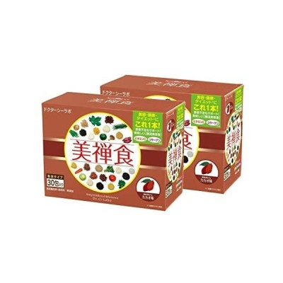Drシーラボ 美禅食カカオ味30包入り2個セット