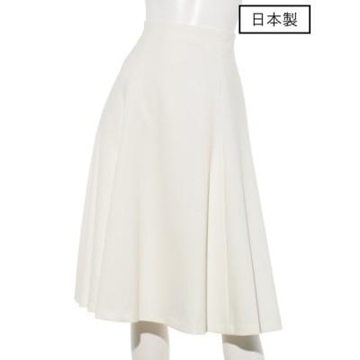 PARLMASEL (パールマシェール) レディース 【日本製】フレアースカート オフ M