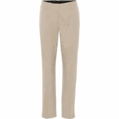ドリス ヴァン ノッテン Dries Van Noten レディース ボトムス・パンツ Mid-rise cotton pants sand