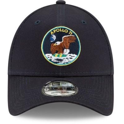 ニューエラ 帽子 アクセサリー メンズ New Era Men's Houston Astros 9FORTY Cap Machine Apollo 11 Cap Navy
