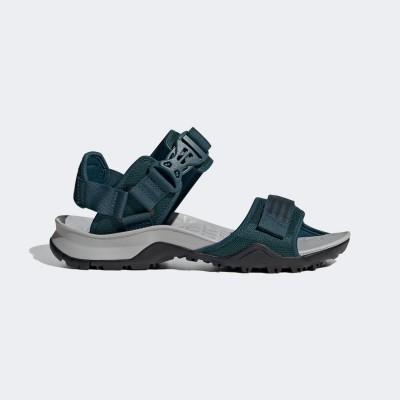 アディダス adidas テレックス サイプレックス ウルトラII DLX サンダル / Terrex Cyprex Ultra II DLX Sandals (ブルー)