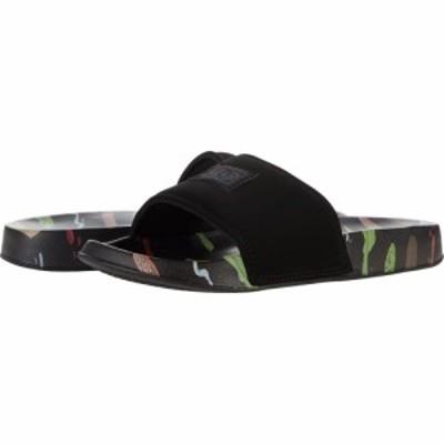 ディーシー DC メンズ ビーチサンダル シューズ・靴 X Bobs Burger Sandal Collection DC Slide) Black Multi