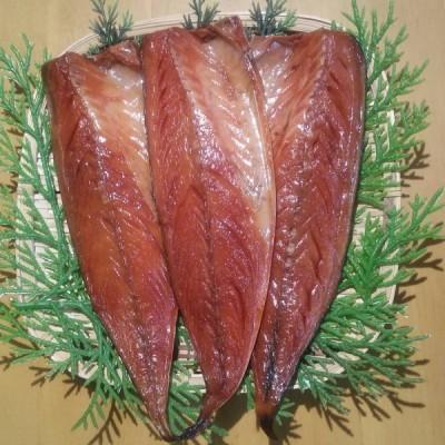 長崎県産 ひもの 魚 お取り寄せ グルメ ギフト 山道水産 真さば桜干し(F)120g×3枚