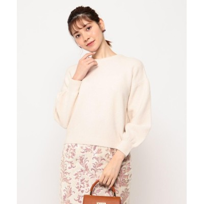 Couture Brooch(クチュールブローチ) ミルドライクニットプルオーバー