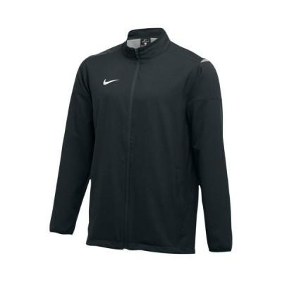 (取寄)ナイキ メンズ チーム ドライ ジャケット Nike Men's Team Dry Jacket Black White 送料無料