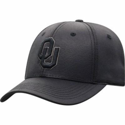 トップオブザワールド Top of the World メンズ 帽子 Oklahoma Sooners Grey Powertrip 1Fit Flex Hat