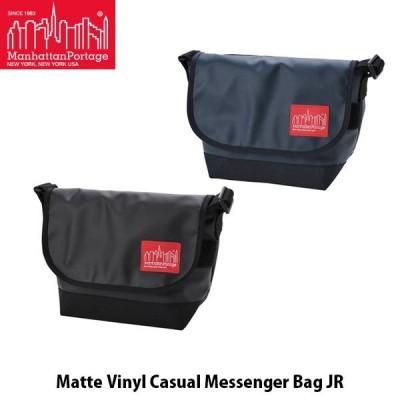 マンハッタンポーテージ Manhattan Portage マット ビニール カジュアル メッセンジャー バッグ JR 斜めがけ B5 MP1605JRMVL 国内正規品
