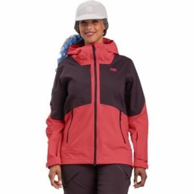 アウトドアリサーチ Outdoor Research レディース スキー・スノーボード ジャケット アウター Skytour AscentShell Jacket Sunset/Elk