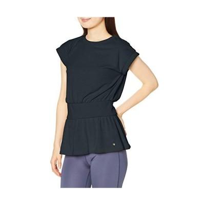 [チャコット] ウエストマークTシャツ 256210-0504-01 レディース ブラック 日本 M (日本サイズM相当)