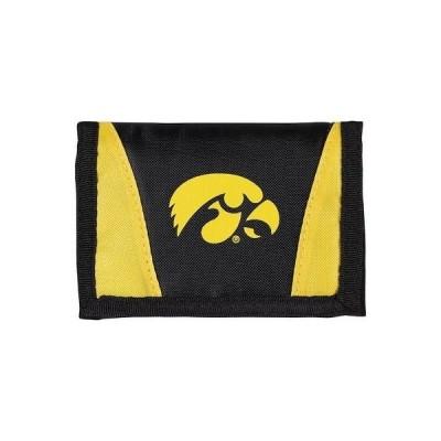 大学 NCAA ザ ノースウェスト カンパニー  The Northwest Company Iowa Hawkeyes Chamber Tri-Fold Wallet