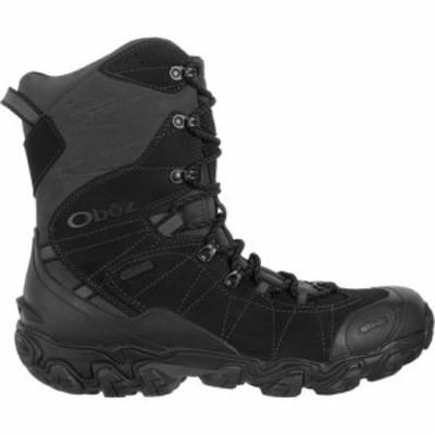 オボズ ウインターシューズ Bridger 10in Insulated B-Dry Boot - Mens