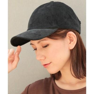 帽子 キャップ コーデュロイCAP 842638