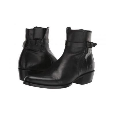 Frye フライ メンズ 男性用 シューズ 靴 ブーツ ドレスブーツ Grady Jodphur - Black Vintage Veg Tan